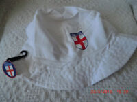England football supporters new white hat