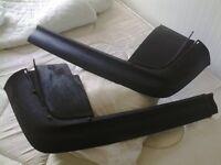 MK2 Golf/Jetta Big Bumper Splitter(non GTI) (Left And Right)
