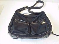 Storksak Black Changing Bag