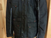 Motorbike Jacket with built in Armour