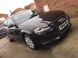 Audi A3 TDIe, 65+ MPG Immaculate car throughout, a must see