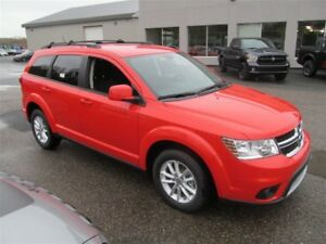 2017 Dodge Journey SXT AWD - Demo sale-Save! - DVD/Heated seats