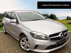 Mercedes-Benz A Class A 180 SPORT (silver) 2017-03-13