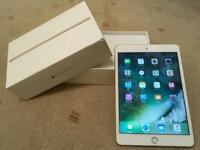iPad Mini 3 - 16Gb - Gold - Boxed - Good Condition