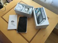 iPhone 4s in black boxed