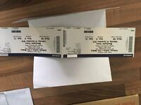 ANTHONY JOSHUA v ERIC MOLINA (TICKETS IN HAND)