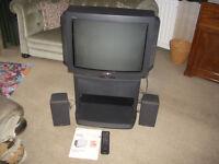 Sony Trinitron KV-A2542U Television