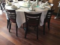Joblot 48 x restaurant cafe pub chairs contract quality