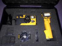 Sea & Sea MX-10 underwater camera