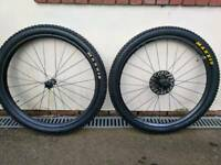 Sram roam 60 carbon wheelset'27.5 , boost