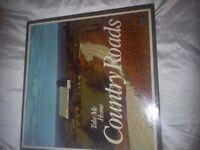 COUNTRY RECORD BOX SETS