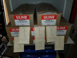 Uline Inventory Tags - Box of 500 - Only $39.95!