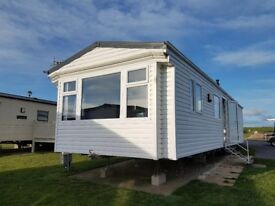 WILLERBY Isis 2012 Static Caravan HAVEN 3 bedrooms 38x12 Site Fees Included Filey Scarborough