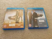 Life on Mars - Series One and Two on Blu-ray (rare)