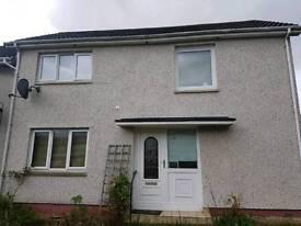 3 bedroom unfurnished/part furnished house for rent - Primrose Avenue, Rosyth