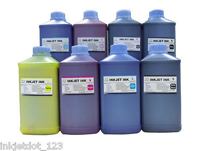 Pigment refill ink for Epson Stylus Pro 7800 7880 9890 9800 Wide-format printers for sale  Shipping to Canada