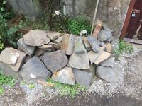 Stones (Rockery or Wall suitable)