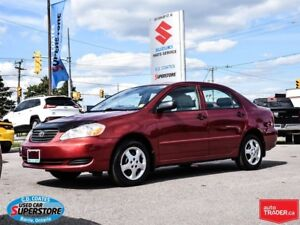 2005 Toyota Corolla CE ~Only 78,000 KM!