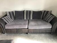Excellent Condition Sofa & Love Chair