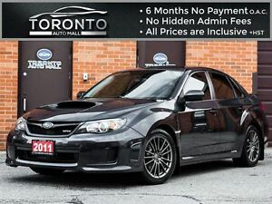 2011 Subaru Impreza WRX ***SOLD***Turbo+Blueetooth+No Accidents