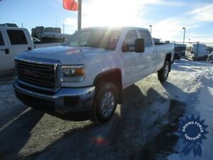 2015 Sierra 3500HD SLE Crew - 2WD - 8' Long Box - Backup Camera