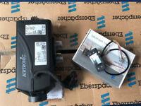 Eberspacher D2 Airtronic heater, Easystart timer & external mounting box