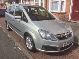 *Immaculate 2007 Vauxhall Zafira 1.6 Petrol Manual - FSH*