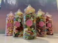 Pick n Mix Sweet Jar