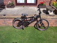 Black BMX for Sale