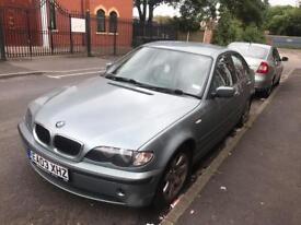 BMW 320d SE e46 150hp
