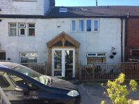 4-6 bed house (optional apartment) Commercial potential. Nice area. Easy commute Manchester / Leeds