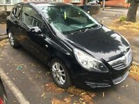 Vauxhall corsa 2010 1.4 sxi 3 door cat d in daily use