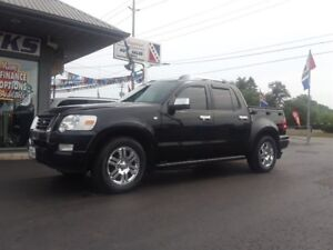 2008 Ford Explorer Sport Trac LIMITED 4X4 !! SHARP LOOKING  !!