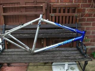 "GENTS 20"" ALLOY FRAME ( LIGHTWEIGHT BUILD) £5"