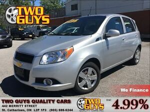 2011 Chevrolet Aveo Aveo 5 LT NICE LOCAL TRADE IN
