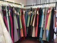 Bridesmaids dresses, Job lot of 120