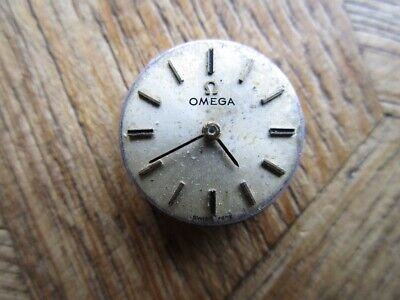 Vintage Ladies OMEGA Manual Movement Cal. 484. For Parts.