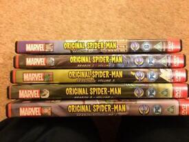 Spider-Man DVDs