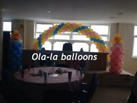Event decorations/ Chair covers
