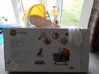 KinderKraft Unimo 5 in 1 Cradle