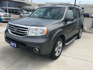 2012 Honda Pilot EX-L |8 SEATS|LEATHER|BACKUP CAMERA|