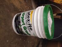 Huge tub of Latex Driveway Filler Sealer
