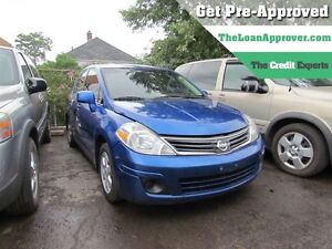 2009 Nissan Versa 1.8SL * YOUR PRE-APPROVAL IS WAITING
