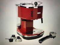 De Longhi ECO310R espresso coffee machine