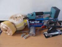Carpet Fitting Tools & Accessories
