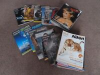 Nikon Owner Magazine 2001 - 2017 almost complete. For camera / photography enthusiasts.