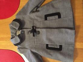 Next coat for baby girl