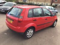 Automatic Ford Fiesta,1.4cc petrol,10m mot,53000,cold ac,cd,excellent runner,clean car,central lock