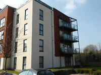 Beautiful spacious 2 bed, 2 bath flat with lift, private parking and balcony. 10 mins from centre.