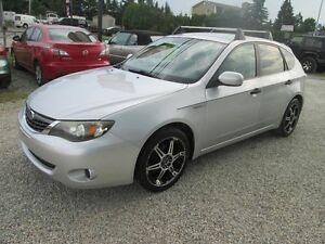 2008 Subaru Impreza 2,5i